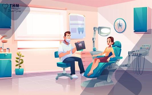 Sơ lược quy trình trồng răng implant