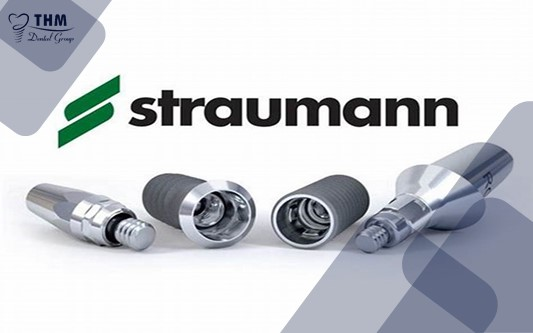 Trụ răng Implant Straumann