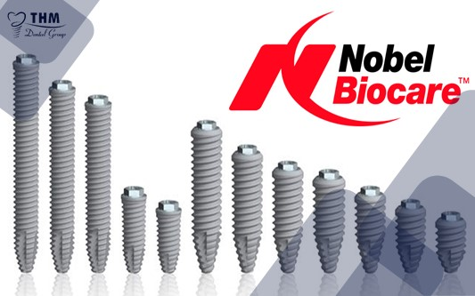 Trụ răng Nobel Biocare