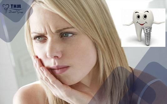 Những biến chứng thường gặp khi trồng răng Implant