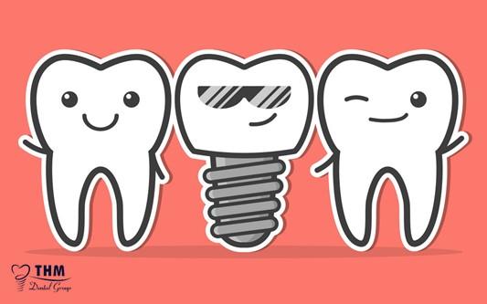Quy trình trồng răng Mini Implant