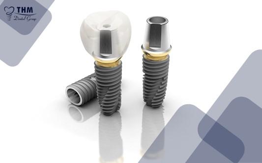 Định nghĩa về trụ Implant Osstem